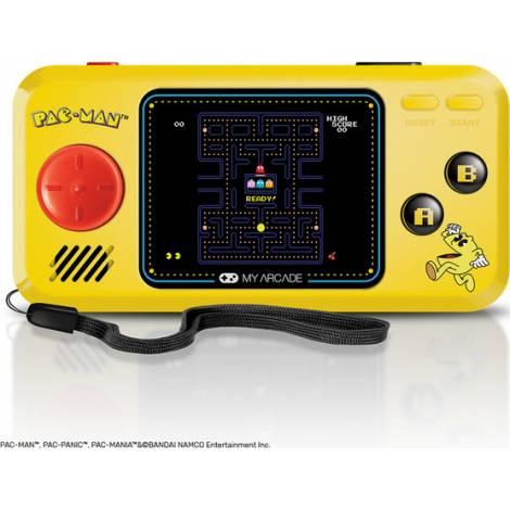 My Arcade Dreamgear Pac-Man Hits Handheld Gaming System