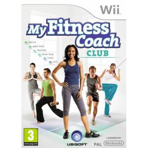 My Fitness Coach Club - With Camera (Wii)