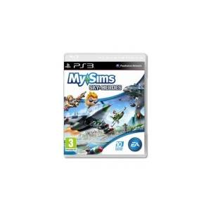 My Sims - Sky Heroes (PS3)