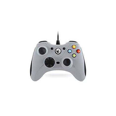 NACON Gaming Controller Grey Gamepad (PC) (PCGC-100GREY)
