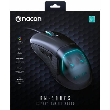 NACON GAMING MOUSE GM-500ES