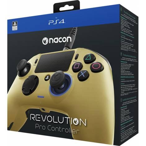Nacon Revolution Pro Controller Gold (PS4)