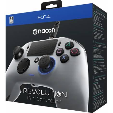 Nacon Revolution Pro Controller Silver (PS4)