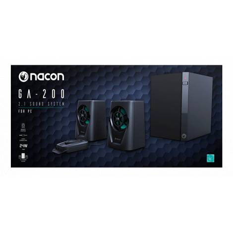 NACON SPEAKERS 2,1 GA-200