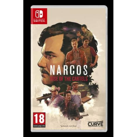 NARCOS: THE RISE OF THE CARTELS (Nintendo Switch)