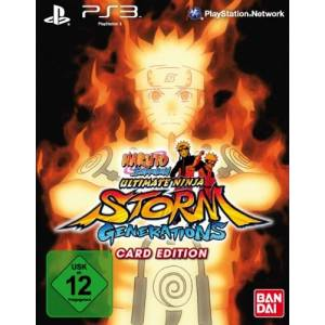 Naruto Shippuden: Ultimate Ninja Storm Generations Collector's Edition (PS3)