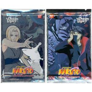 Naruto: The Dream Legact Booster Pack