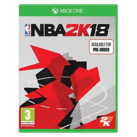 NBA 2K18 (Διαθέσιμο 26/3/2018) (XBOX 360)