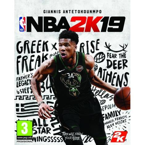 NBA 2K19 - (CD KEY ONLY ) (PC)