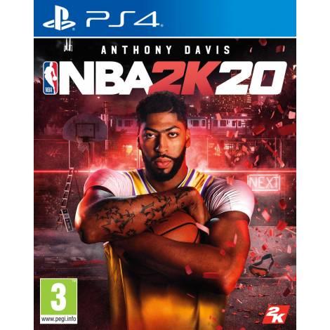 NBA 2K20 (PS4) (Pre-Order Bonus)