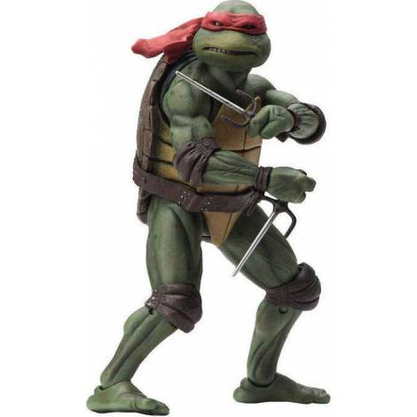 Neca Φιγούρα 18cm Raphael Teenage Mutant Ninja Turtles – NEC54075