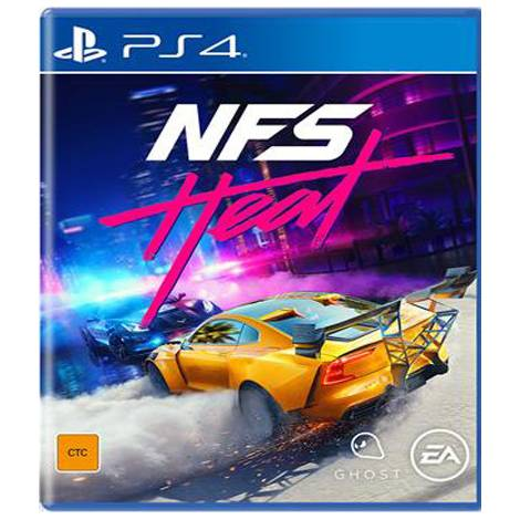 Need for Speed Heat (PS4) (Pre-Order Bonus)