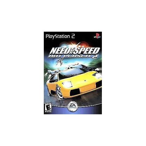 Need For Speed - Hot Pursuit 2 (PS2) (CD Μόνο)