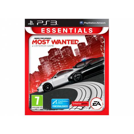 Need For Speed Most Wanted 2013 - Essentials (PS3)