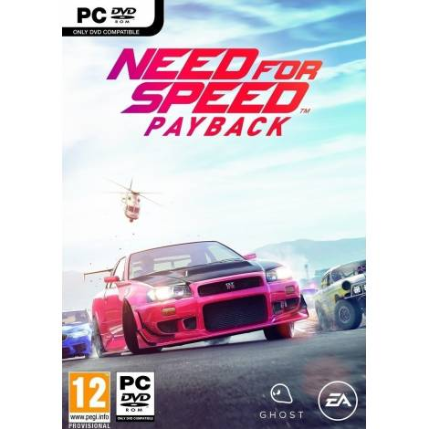 Need For Speed : Payback - Origin CD Key (Κωδικός μόνο) (PC)