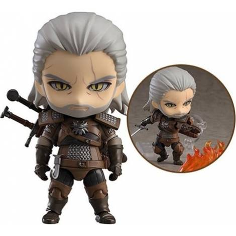 Nendoroid Witcher 3 Wild Hunt - Geralt Action Figure