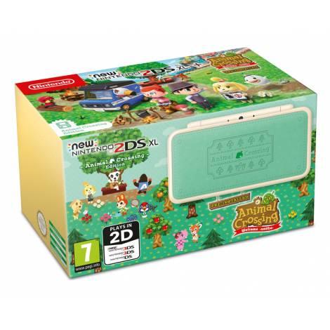 New Nintendo 2DS XL Animal Crossing Edition (NINTENDO 2DS)