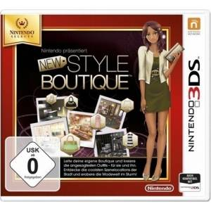 New Style Boutique - Selects (NINTENDO 3DS)
