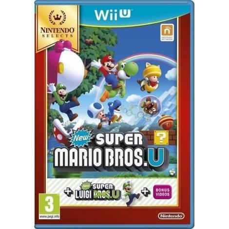 New Super Mario Bros U & New Super Luigi U - Selects (WII U)