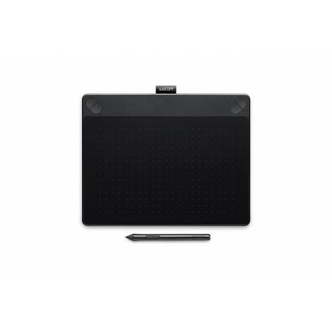 WACOM  INTUOS PEN TABLET BLUETOOTH, MEDIUM, BLACK (CTL-6100WLK-N)