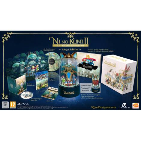 Ni no Kuni II Revenant Kingdom - King's Collector's Edition (PC)