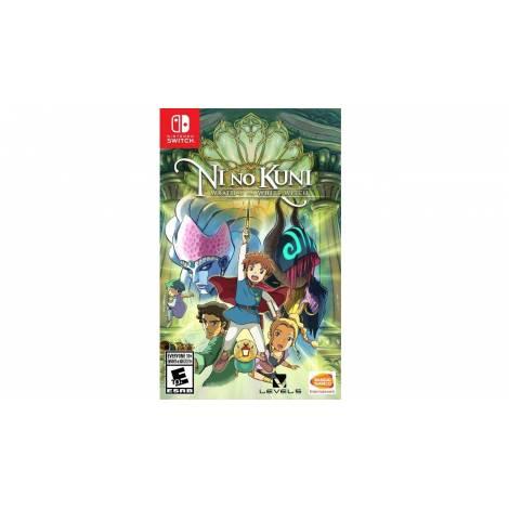 NI NO KUNI: WRATH OF THE WHITE WITCH REMASTERED (Nintendo Switch)