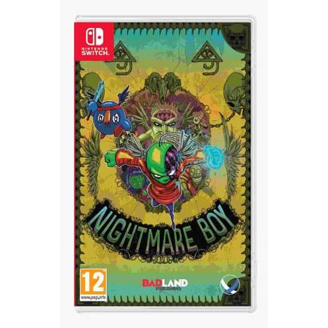Nightmare Boy (Nintendo Switch)