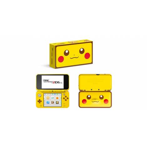 Nintendo 2DS XL Pikachu Edition (NINTENDO 2DS)