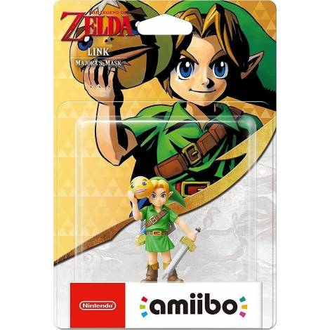 Nintendo Amiibo The Legend Of Zelda  Majora`s Mask - Link