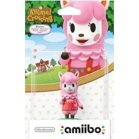 Nintendo amiibo Reese (Animal Crossing)
