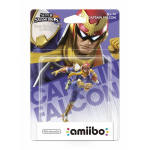 Nintendo Amiibo Super Smash Bros. - Captain Falcon 18