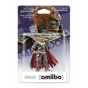 Nintendo amiibo Super Smash Bros. - Ganondorf 41 (Wii U)