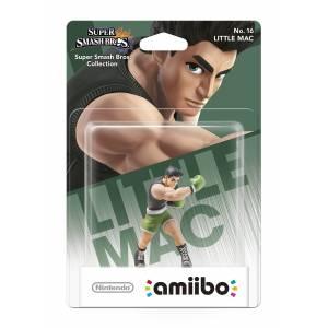 Nintendo Amiibo Super Smash Bros. - Little Mac 16