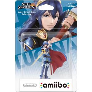 Nintendo amiibo Super Smash Bros. - Lucina 031