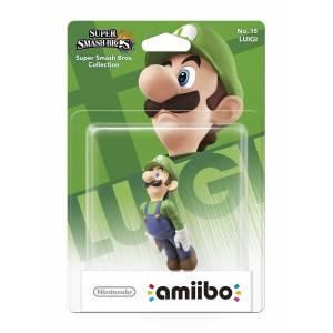 Nintendo amiibo Super Smash Bros. - Luigi 15