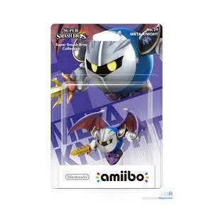 Nintendo amiibo Super Smash Bros. - Meta Knight 29