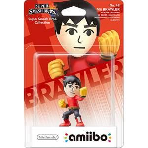 Nintendo Amiibo Super Smash Bros Mii Brawler 48