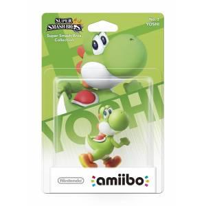 Nintendo amiibo Super Smash Bros. - Yoshi 3 (Wii U)