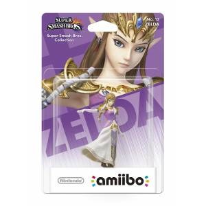 Nintendo Amiibo Super Smash Bros . - Zelda 13