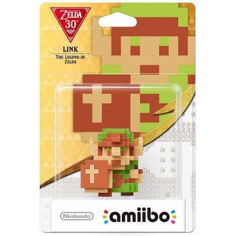 Nintendo Amiibo The Legend of Zelda - Link (8-bit Style)