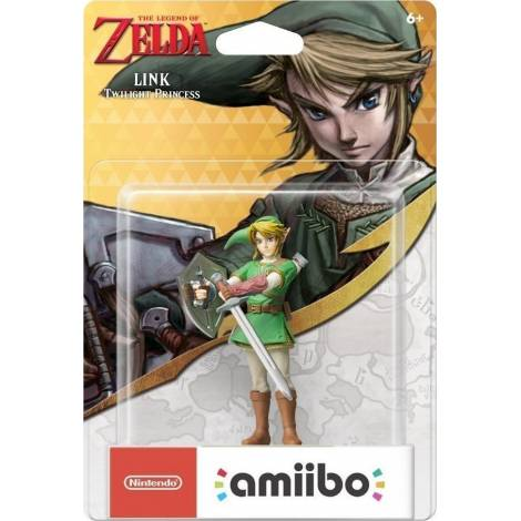Nintendo Amiibo The Legend Of Zelda : Twilight Princess - Link