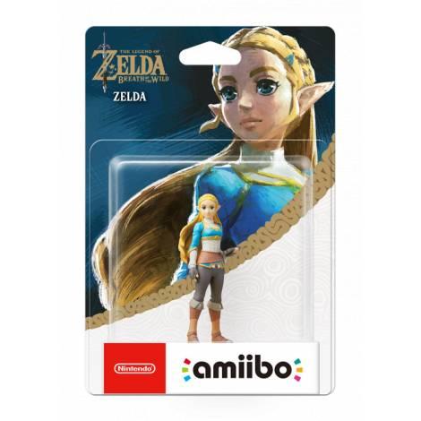 Nintendo Amiibo The Legend Of Zelda Breath of the Wild - Zelda