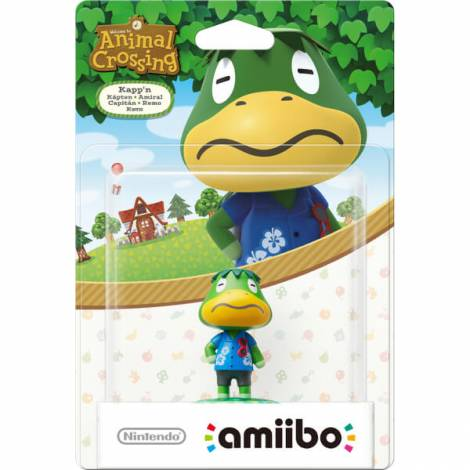 Nintendo Animal Crossing Amiibo - Kapp'n