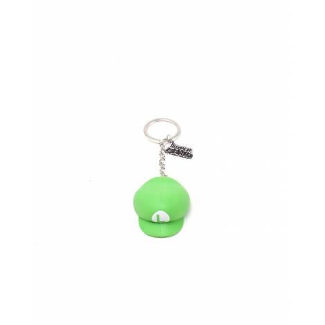 Nintendo - Luigi Hat 3D Keychain (KE120538NTN)