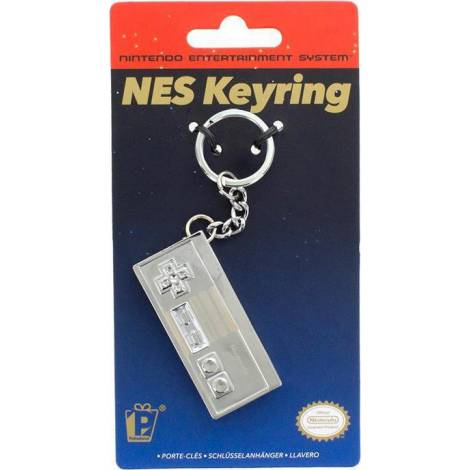 Nintendo NES - 3D Metal Keyring (PP4032NN)