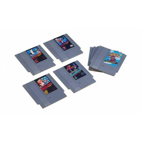 Nintendo NES - Cartridge Coasters (PP3931NN)