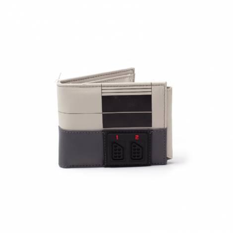 Nintendo - NES Console Bifold Wallet (MW270709NTN)