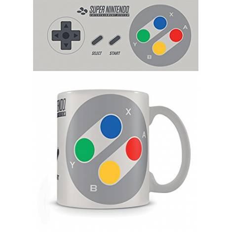 Nintendo - Nintendo (SNES Controller) Coffee Mug (MG24725C)