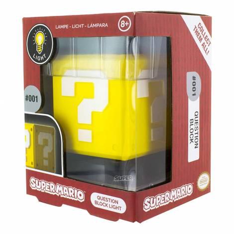 Nintendo Super Mario - Question Block 3D Light (PP4372NN)