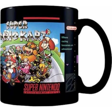 Nintendo - Super Nintendo (Super Mario Kart) Coffee Mug (MG25006C)